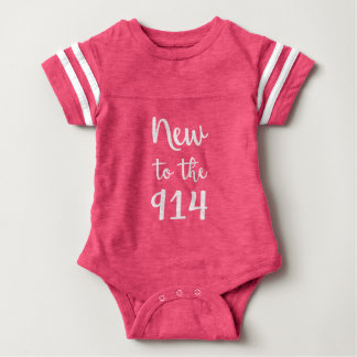 New to the 914 Football Bodysuit