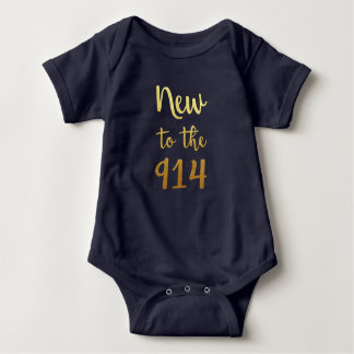 New to the 914 Jersey Bodysuit
