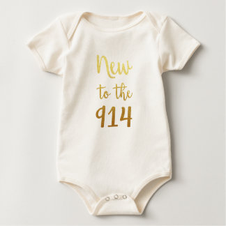 New to the 914 Organic Bodysuit