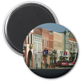 New Ulm 2 Inch Round Magnet