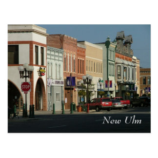 New Ulm Postcard