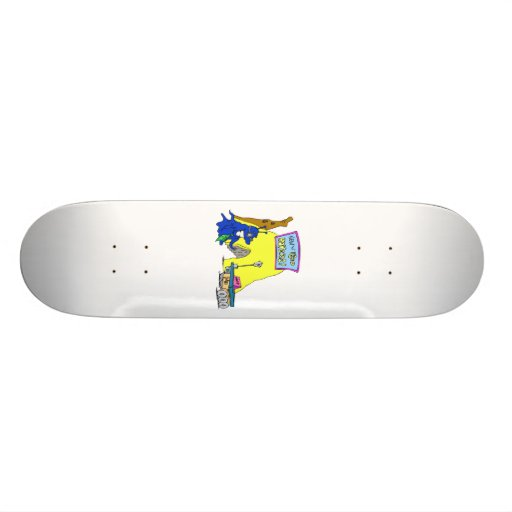 New & Used Rovers Skateboard