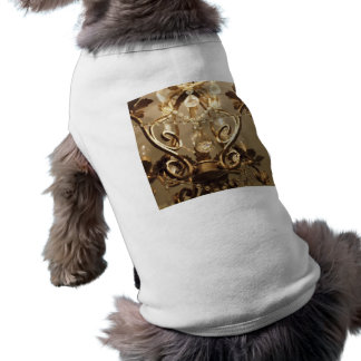 New Vintage Style 'Chandelier' Pet Tee Shirt