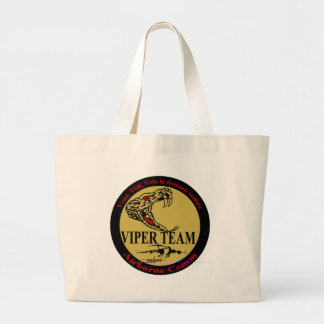 New Viper Team Patch Large Tote Bag