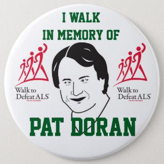 "*NEW* Walk to Defeat ALS 6"" BUTTON 2017"