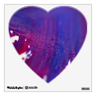 New wall decal in Shop : purple abstract