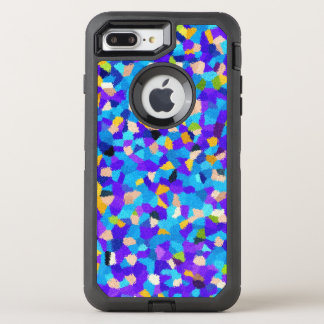 New Wave Neon Otterbox iPhone 7 Plus Case