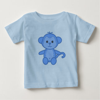 New World Monkey Kids and Baby only Baby T-Shirt