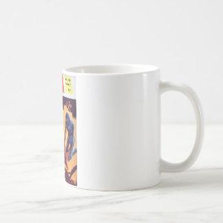 New Worlds 109 (1961-08.Nova)_Pulp Art Coffee Mug