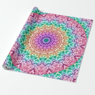 New Wrapping Paper Mandala Mehndi Style G379
