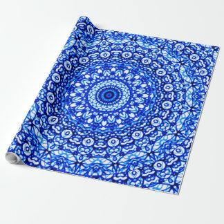New Wrapping Paper Mandala Mehndi Style G403