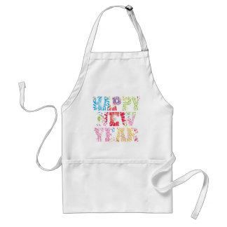 new year2 standard apron