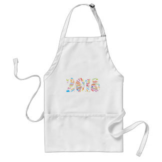 new year3 standard apron
