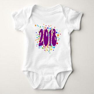 new year4 baby bodysuit