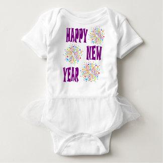 new year5 baby bodysuit