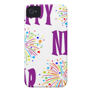 new year5 Case-Mate iPhone 4 cases