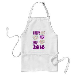 new year6 standard apron