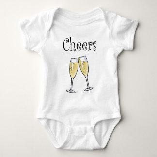 new year8 baby bodysuit