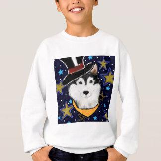 New Year Alaskan Malamute Sweatshirt