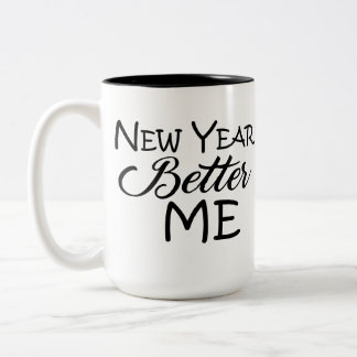 New Year Better Me Mug