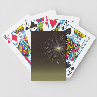 New Year Bicycle Playing Cards