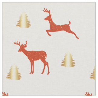"New Year Custom Combed Cotton (56"" width) Fabric"