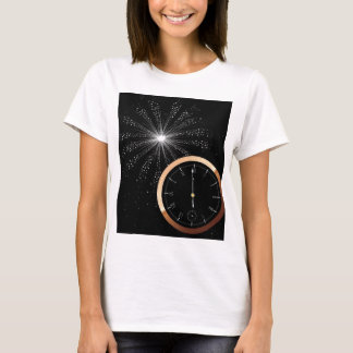 New Year Firework T-Shirt