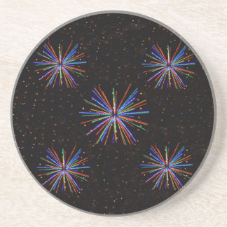 New Year Fireworks  4th of July 2016 Coaster