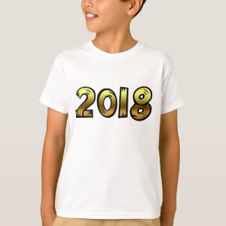 New Year Kid Party Animal 2018 T-Shirt
