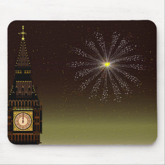 New Year Mouse Pad