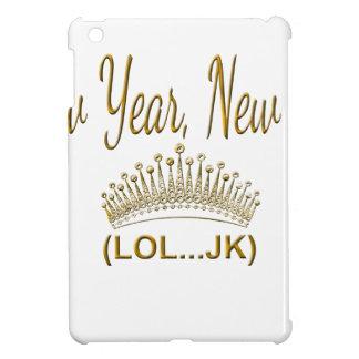 New Year, New Me LOL JK iPad Mini Cover