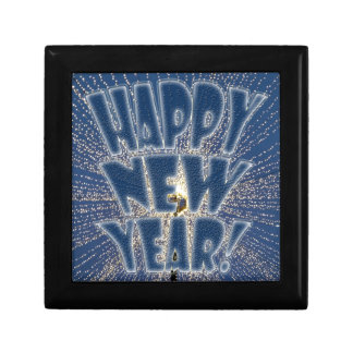 New Year s Lights Gift Box