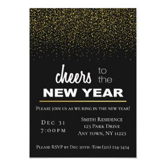 New Year Sparkle Card