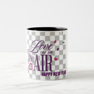 New year special Two-Tone Mug
