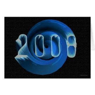 New Years 2008 Card