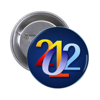 New Years 2012 Button