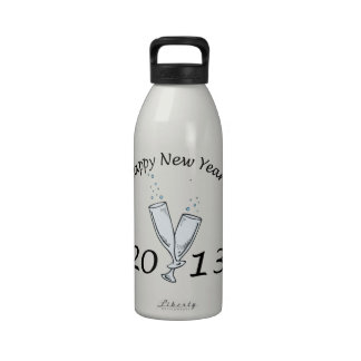 New Years 2013 Drinking Bottle