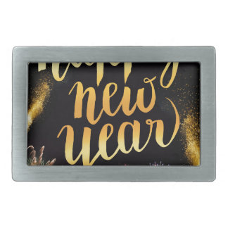 New-Years-Day Belt Buckle