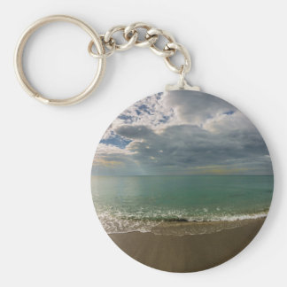 New Year's Day from Venice Florida Basic Round Button Keychain