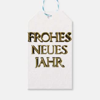 New-Years-Day Pack Of Gift Tags