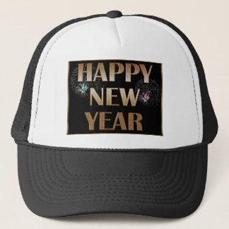 New-Years-Day Trucker Hat