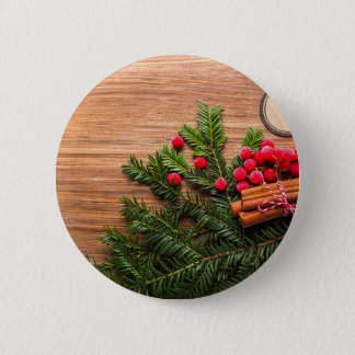New Years Eve 2 Inch Round Button
