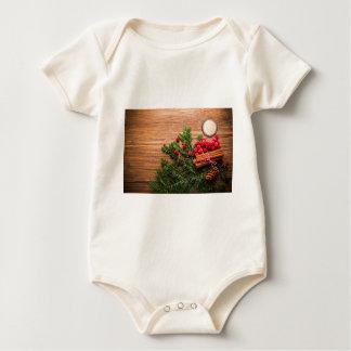 New Years Eve Baby Bodysuit