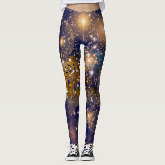 New Years Eve Leggings
