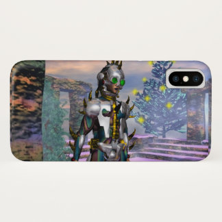 NEW YEAR'S EVE OF A CYBORG Case-Mate iPhone CASE