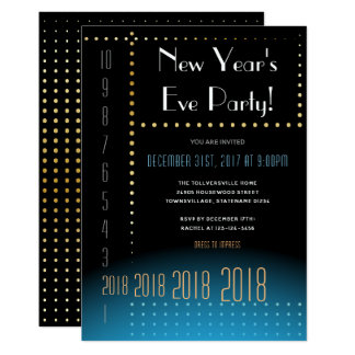 New Year's Eve Party | Invitation