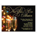New Year's Eve Party Invitations