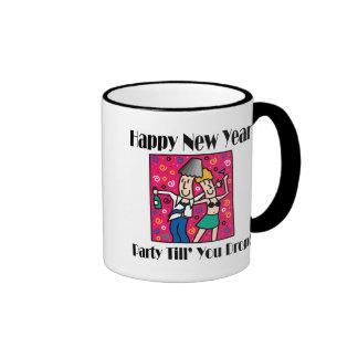 New Year's Eve Party Mug