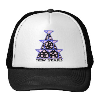 New Year's Eve Party Trucker Hat