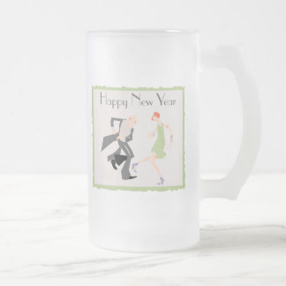 New Year's Eve T-Shirts New Years Eve Party Gift 16 Oz Frosted Glass Beer Mug